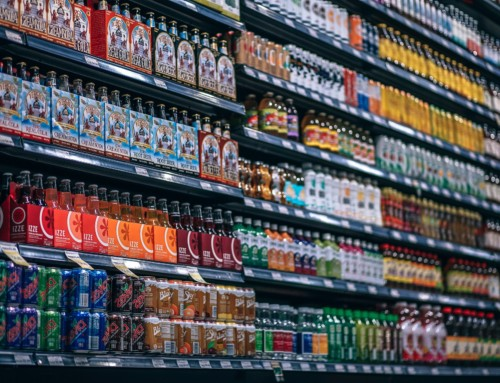 Excepciones de las declaraciones nutricionales y de propiedades saludables de los alimentos