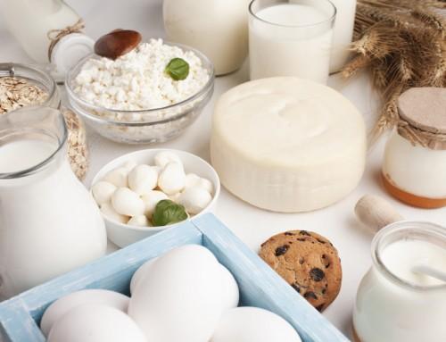 Cómo evitar las alertas alimentarias en productos lácteos
